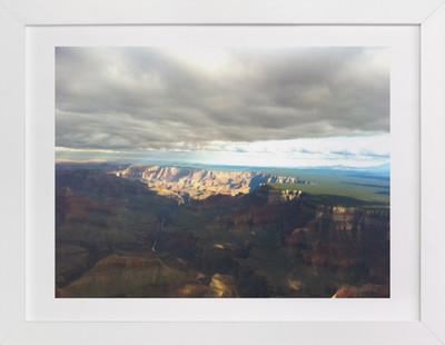Grand Canyon Illuminated  Art Print