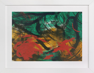 Vibrancy Complete  Art Print