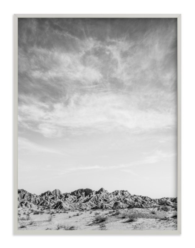 """""""Painted Canyon Sky 3"""" - Art Print by Kamala Nahas in beautiful frame options and a variety of sizes."""