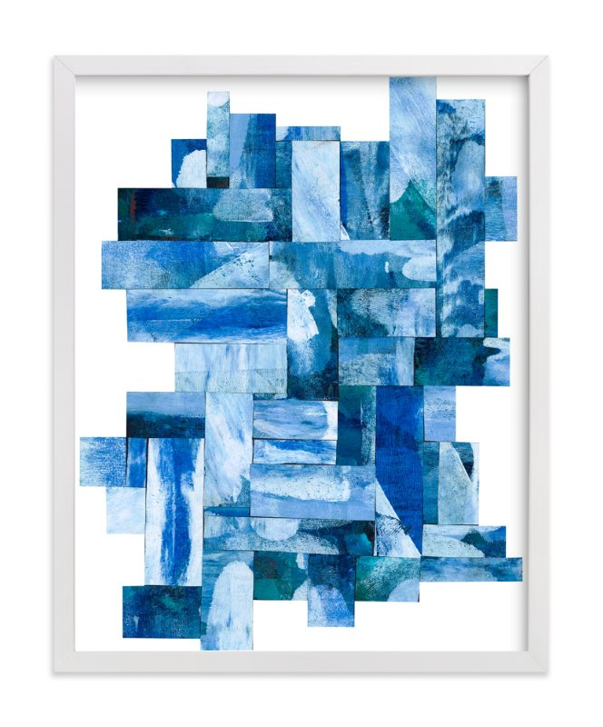 """Pacific Tide"" - Art Print by Josh McClendon in beautiful frame options and a variety of sizes."