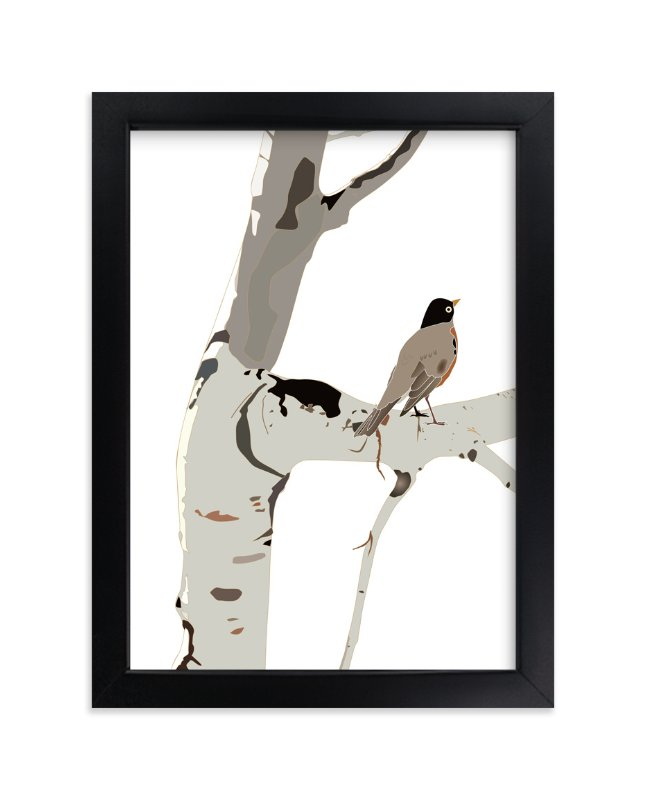 """Sitting Pretty"" - Art Print by Pat Jennings in beautiful frame options and a variety of sizes."
