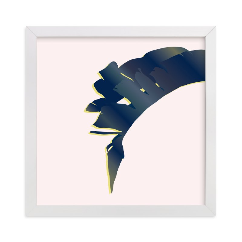 """Palm Study #5"" - Art Print by Cindy Lackey in beautiful frame options and a variety of sizes."