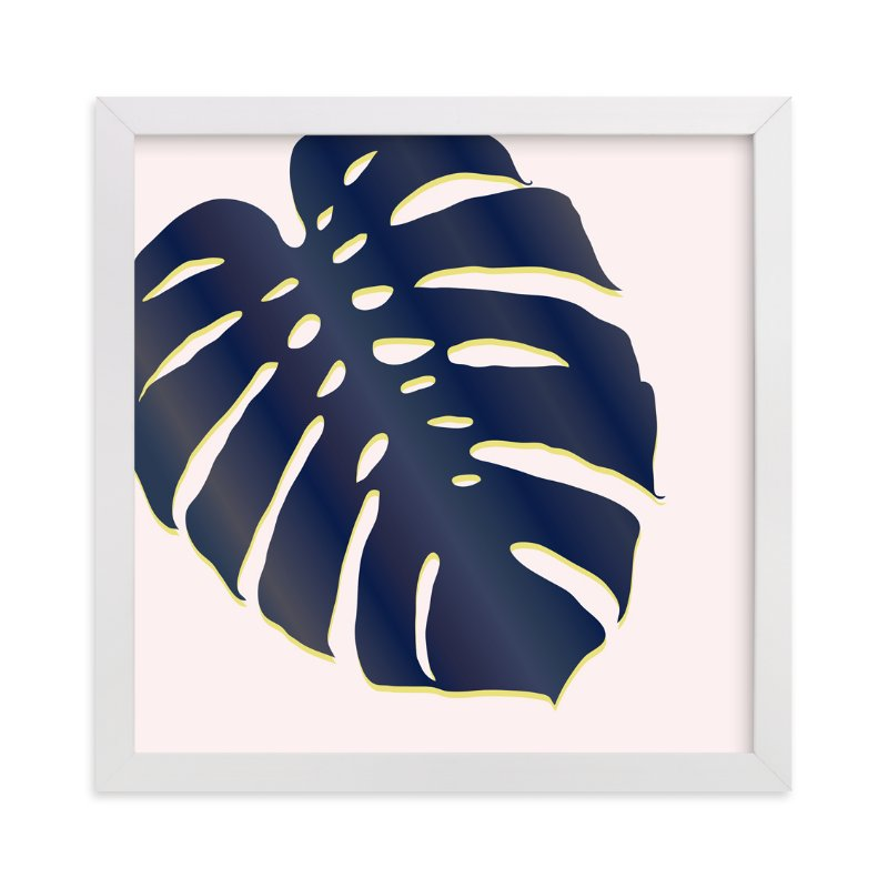 """""""Palm Study #6"""" - Art Print by Cindy Lackey in beautiful frame options and a variety of sizes."""
