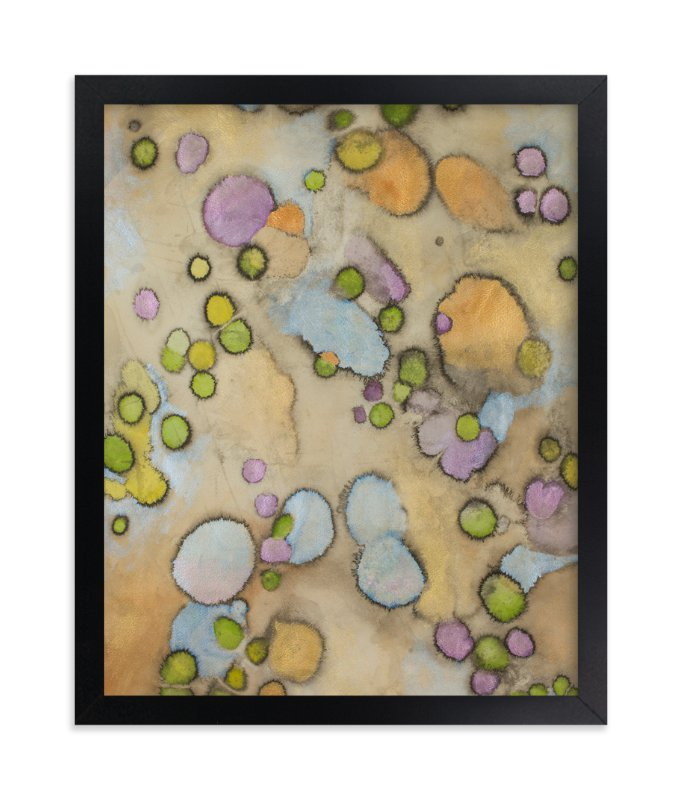 """""""Mindbug11"""" - Art Print by Becky Kisabeth Gibbs in beautiful frame options and a variety of sizes."""