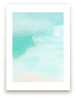 Ke'e Beach by Artsy Canvas Girl Designs