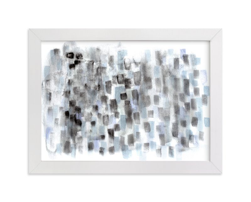 """""""Tissue Paper"""" - Art Print by Kim Johnson in beautiful frame options and a variety of sizes."""