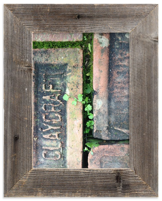 """""""Paver Walk"""" - Art Print by Misty Hughes in beautiful frame options and a variety of sizes."""
