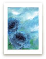 Cloud Roses by Sonal Nathwani