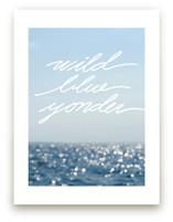 Wild Bleu Yonder by CaroleeXpressions