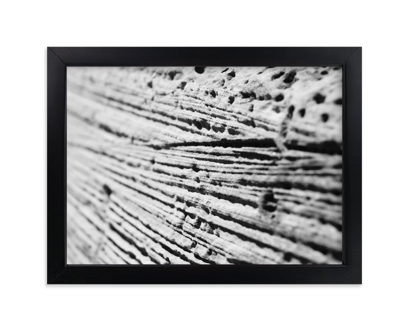 """""""Contour"""" - Art Print by Catherine Culvenor in beautiful frame options and a variety of sizes."""