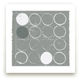 Round Pegs, Square Holes Wall Art Prints