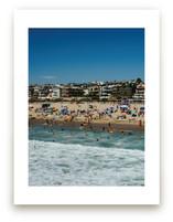 Beach IV by Jennifer Little