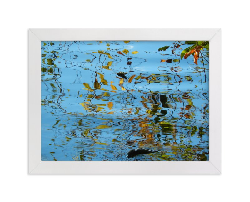 """""""Autumn Dreams"""" - Art Print by Jan Kessel in beautiful frame options and a variety of sizes."""