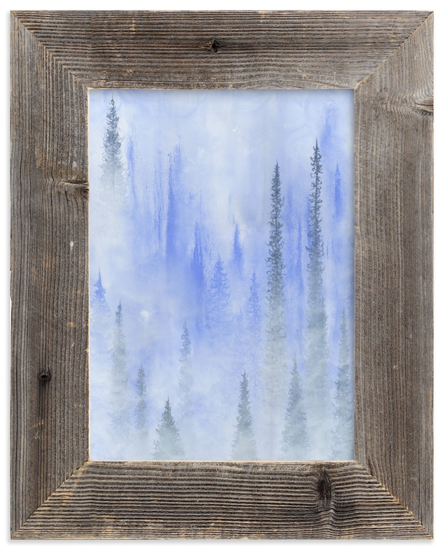 """""""Dream Wood"""" - Art Print by Emily Magone in beautiful frame options and a variety of sizes."""