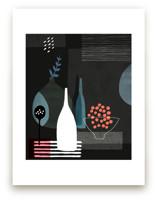 Night Hours I by Francesca Iannaccone
