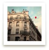 La Balloon Rouge by ALICIA BOCK