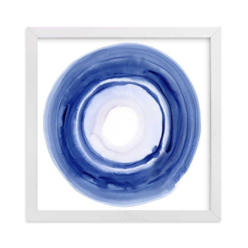 """Infinity Orb"" - Art Print by Stephanie Ryan in beautiful frame options and a variety of sizes."