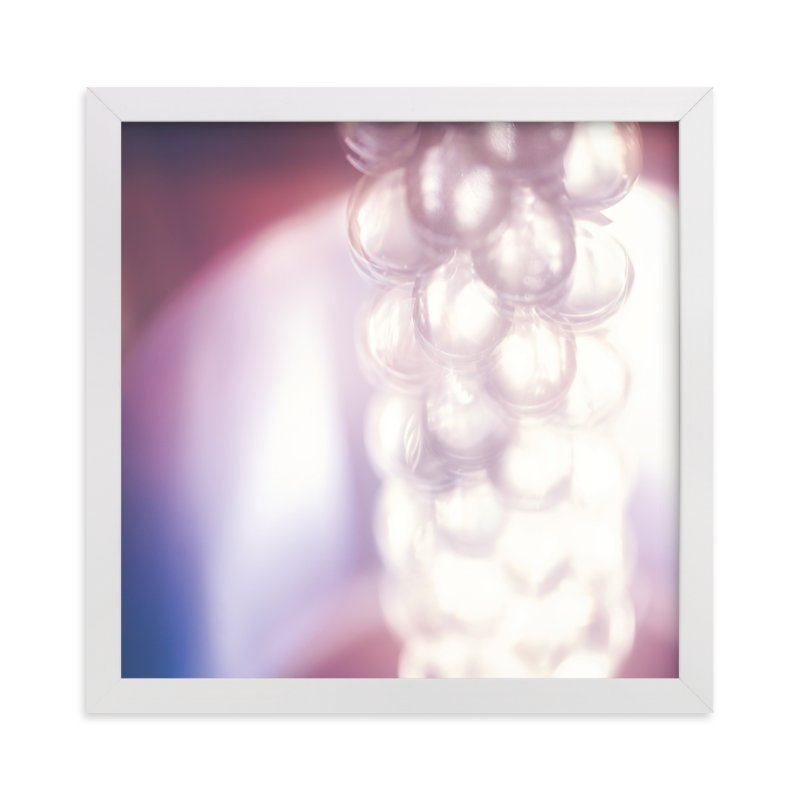 """""""Bubbles & Bokeh"""" - Art Print by Smile Peace Love in beautiful frame options and a variety of sizes."""