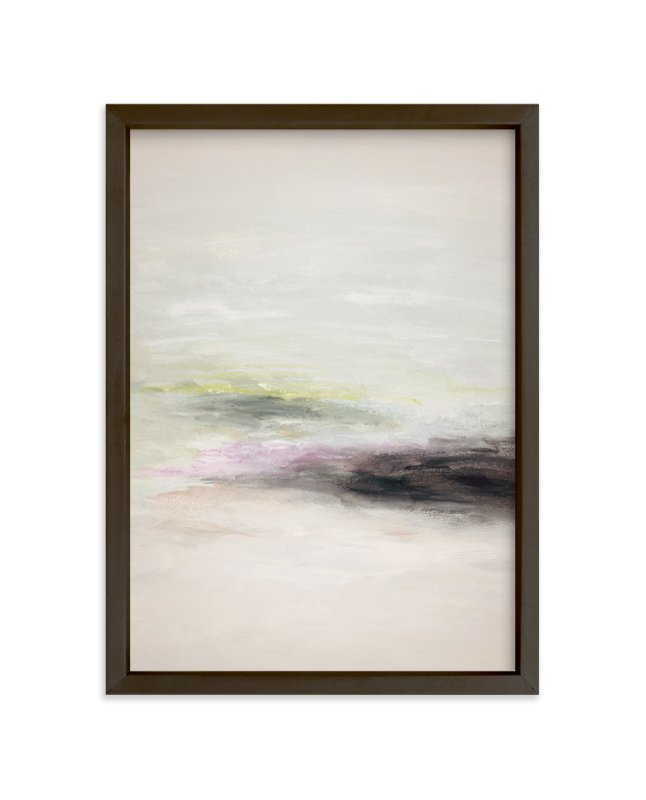 """""""The Swells"""" - Art Print by Mande in beautiful frame options and a variety of sizes."""