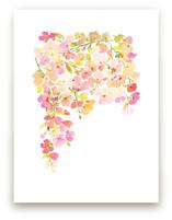 Light Pink Cherry Bloss... by Yao Cheng