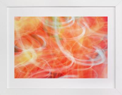 Waltzing  Art Print