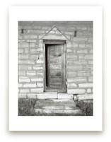 Stone Entrance by Eric Eikenbary