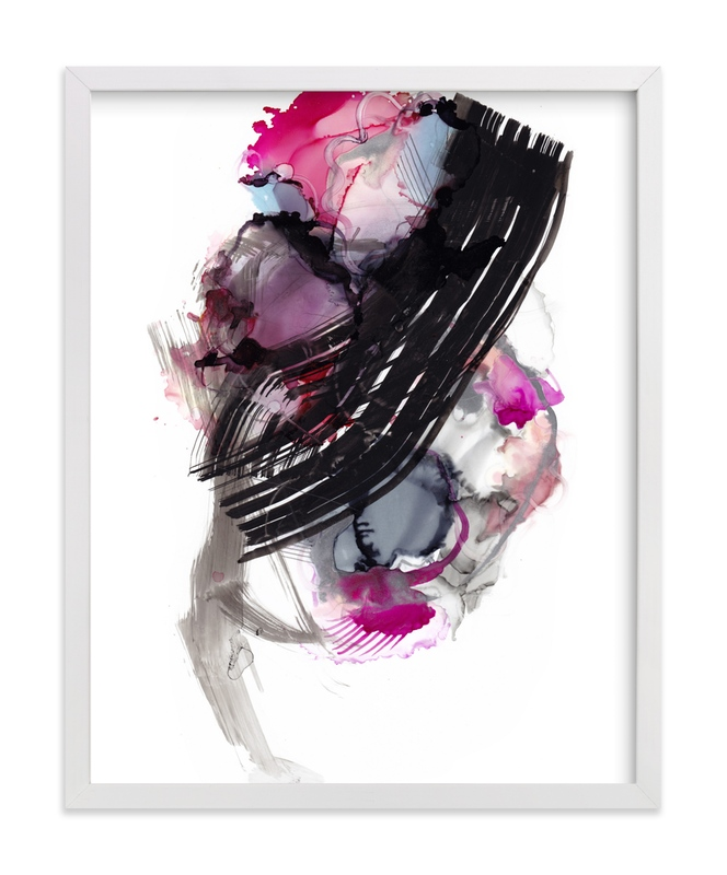 """Nebula 1"" - Art Print by Jaime Derringer in beautiful frame options and a variety of sizes."