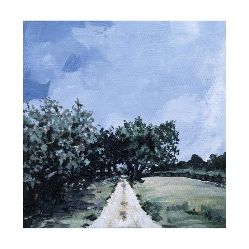 Old Field Vineyard Wall Art Prints by Emma Ballou | Minted