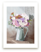 Floral Still Number 1 by Amy Moen