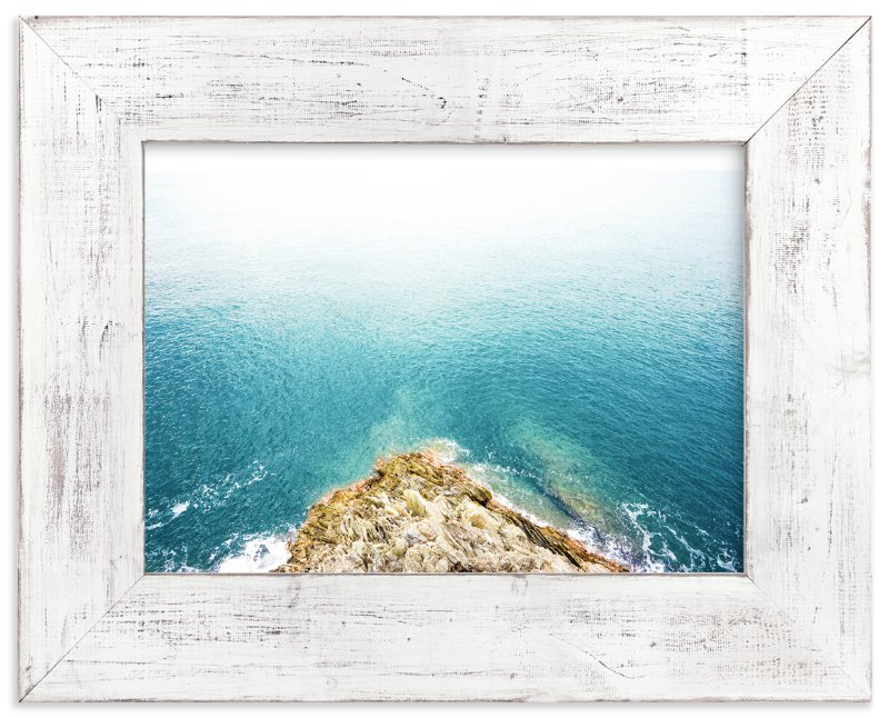 """Thalassophilia"" - Art Print by Molly Goodman in beautiful frame options and a variety of sizes."