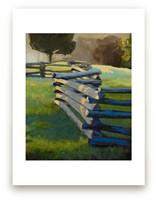 Split Rail by Rachel Nelson