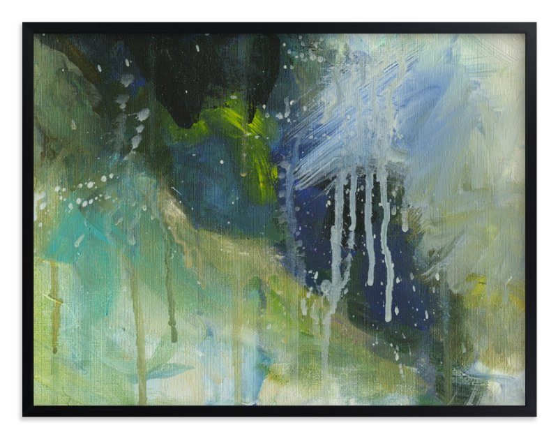 """""""Galaxy No. 4"""" - Art Print by 2birdstone in beautiful frame options and a variety of sizes."""