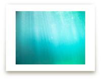 aqua blue by van tsao