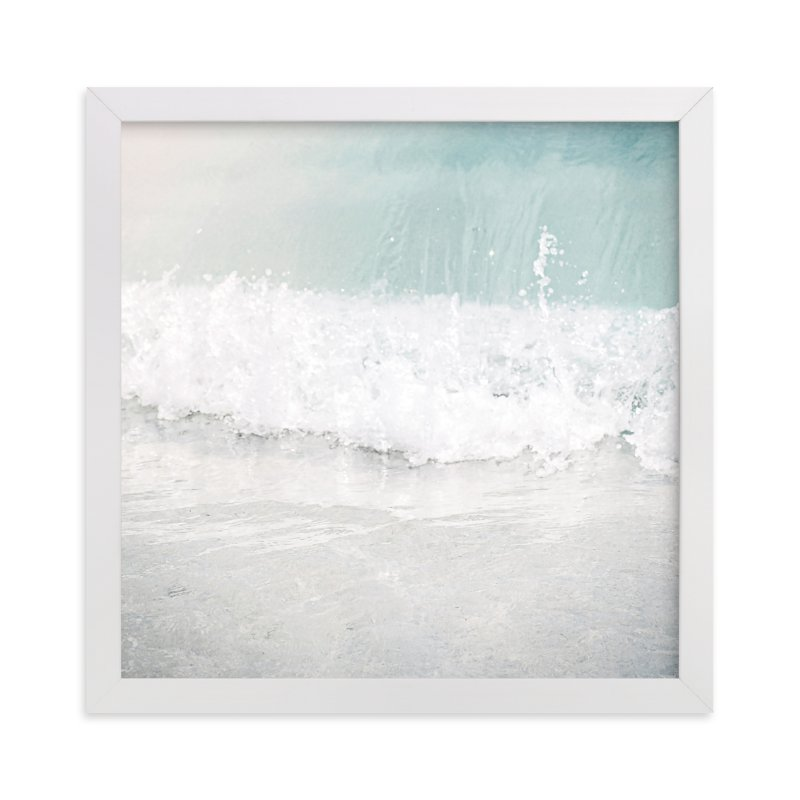 """Escapade"" - Art Print by Alicia Youngken in beautiful frame options and a variety of sizes."