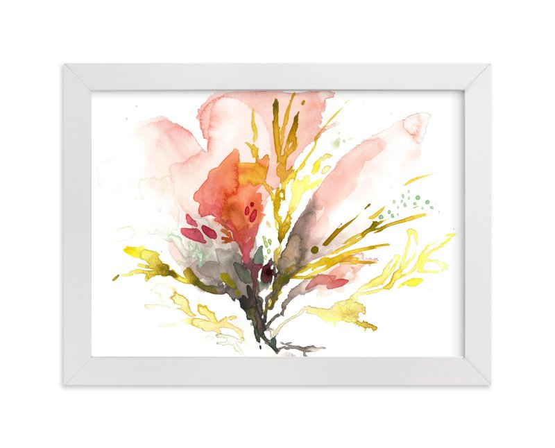 """""""September"""" - Art Print by Mya Bessette in beautiful frame options and a variety of sizes."""