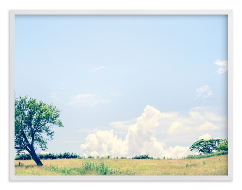 """""""Dreamland No. 2"""" - Art Print by Qing Ji in beautiful frame options and a variety of sizes."""
