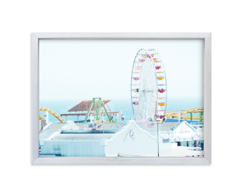 """""""Pierly Fun"""" - Art Print by Alison Jerry Designs in beautiful frame options and a variety of sizes."""