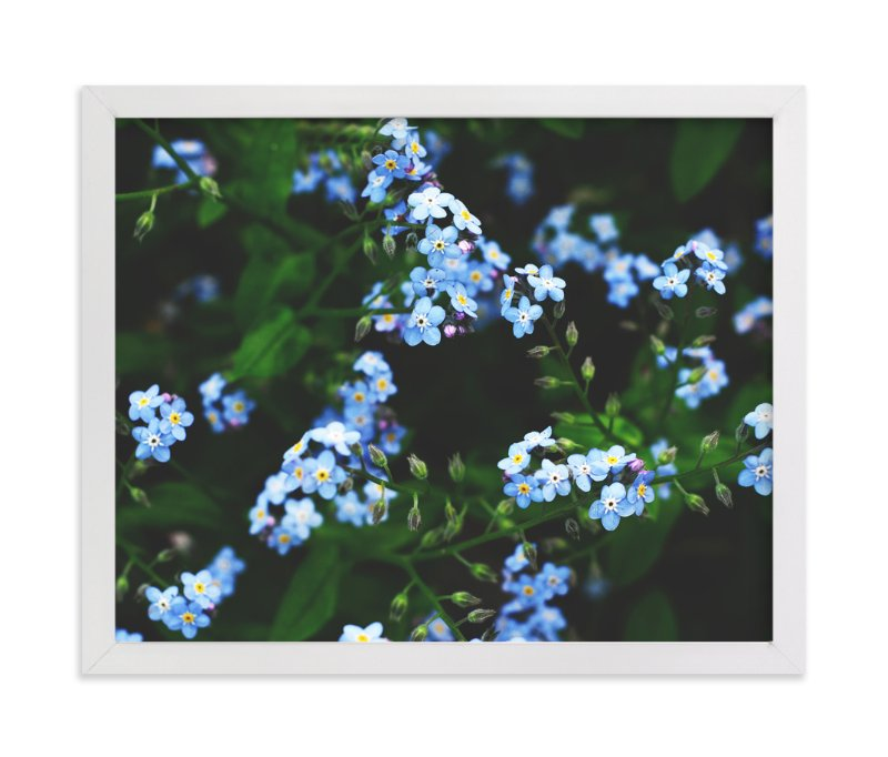 """""""Don't Forget Me"""" - Art Print by Catherine Culvenor in beautiful frame options and a variety of sizes."""
