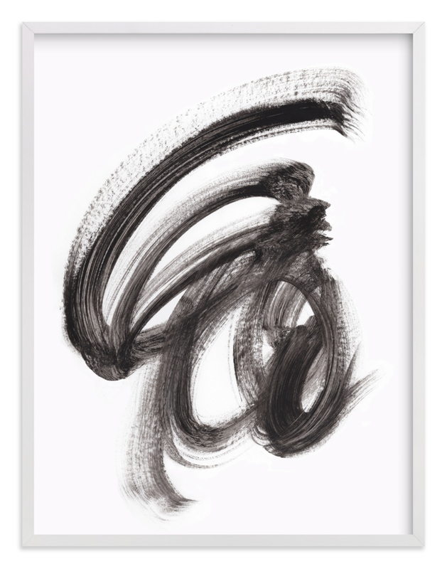 """""""Oakenfold"""" - Art Print by Misty Hughes in beautiful frame options and a variety of sizes."""