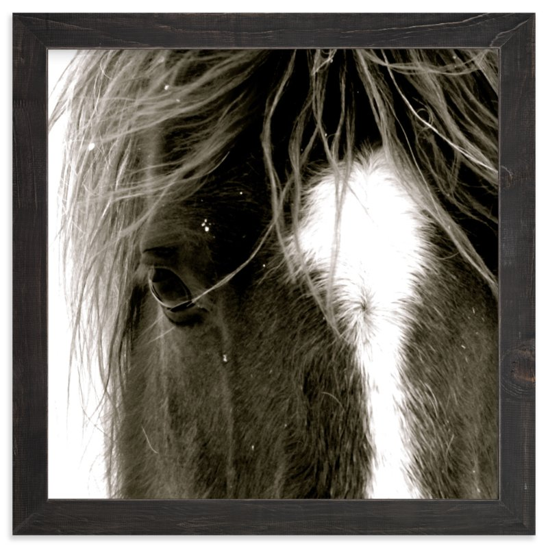 """Apache Jack"" - Art Print by Leslie Le Coq in beautiful frame options and a variety of sizes."