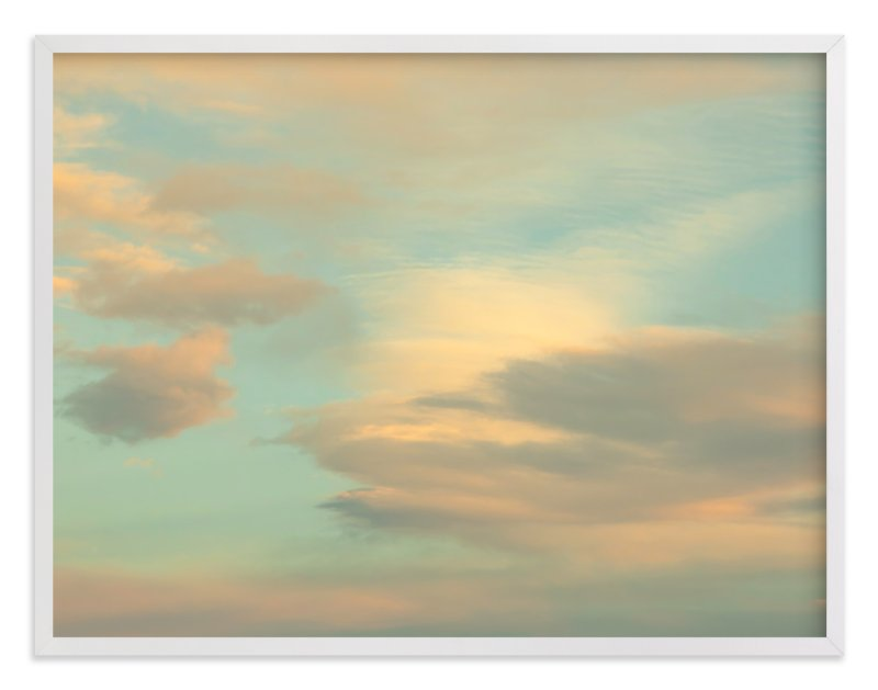 """""""Peaceful Presence"""" - Art Print by Debra Butler in beautiful frame options and a variety of sizes."""