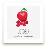 October Fruits by Kanika Mathur