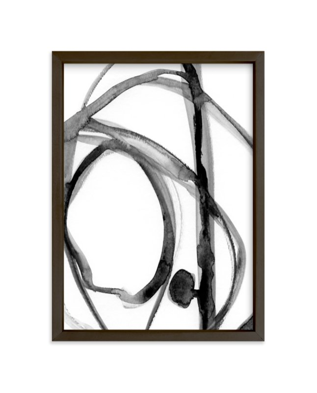 """""""Plant Cell 2"""" - Art Print by Mary Gaspar in beautiful frame options and a variety of sizes."""
