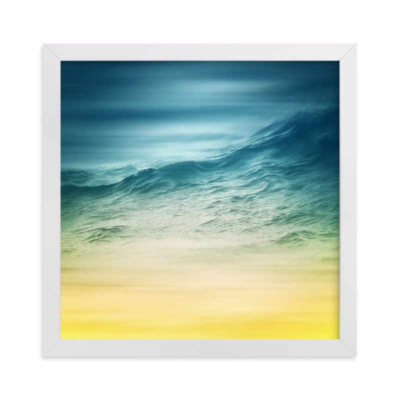 """Dreamweaver"" - Art Print by Michelee Scott in beautiful frame options and a variety of sizes."