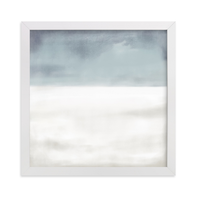 """Sand Dunes No.1"" - Art Print by Melinda Denison in beautiful frame options and a variety of sizes."
