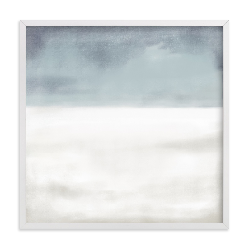 """""""Sand Dunes No.1"""" - Art Print by Melinda Denison in beautiful frame options and a variety of sizes."""