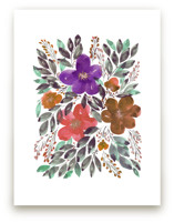 hand painted flowers_5g by aticnomar