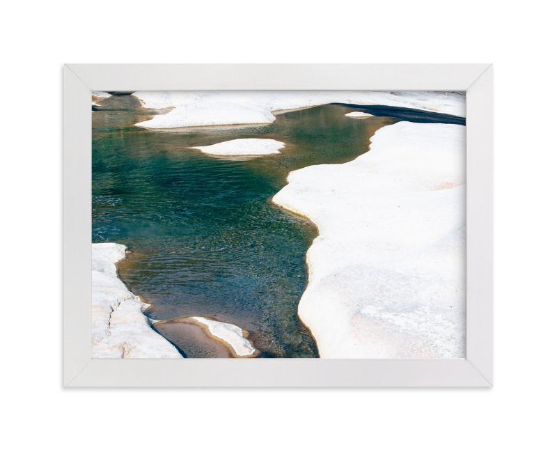 """""""Pedernales Falls"""" - Art Print by Kaitlin Rebesco in beautiful frame options and a variety of sizes."""