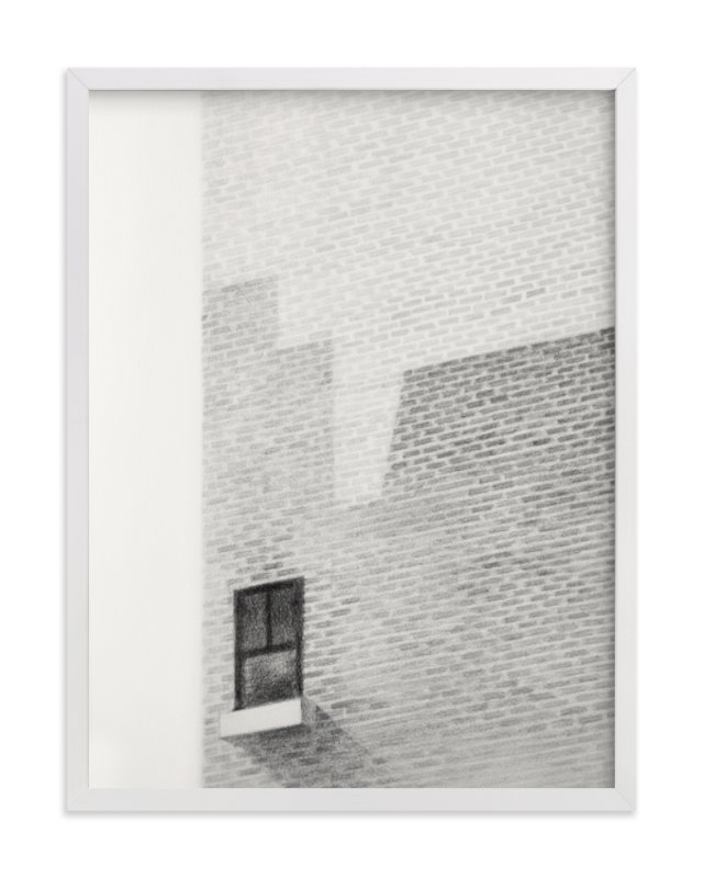 """Chelsea 03"" - Art Print by jinseikou in beautiful frame options and a variety of sizes."