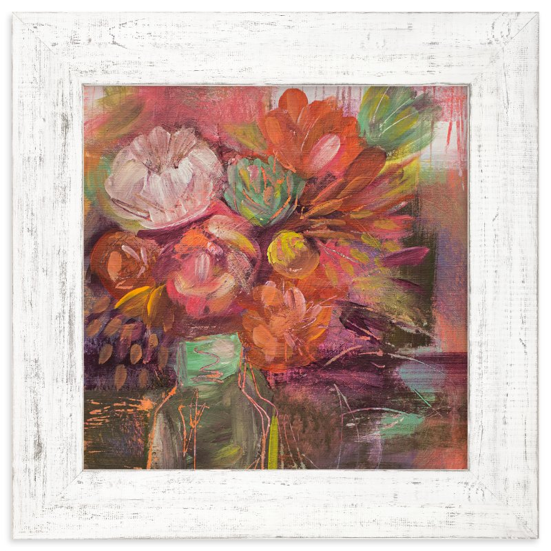 """Take a Deep Breath"" - Art Print by Stacy Kron in beautiful frame options and a variety of sizes."